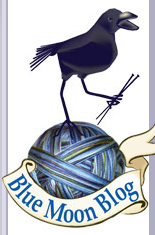 blue moon fiber arts blog logo