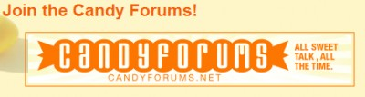 Candy Blog Forums logo