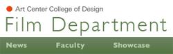 film department logo