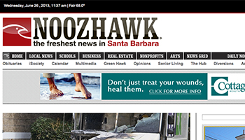 Noozhawk Screenshot