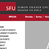 SFU School for Contemporary Arts