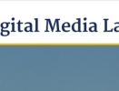 Thumbnail Screenshot of Digital Media Law website homepage