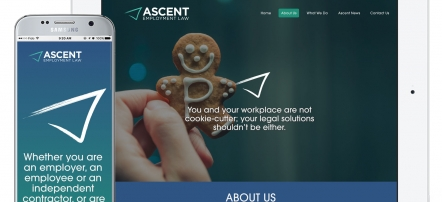 Ascent Employment Law Launches Their New Website
