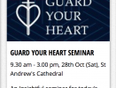 Thumbnail Screenshot of The Diocese of Singapore website Events page